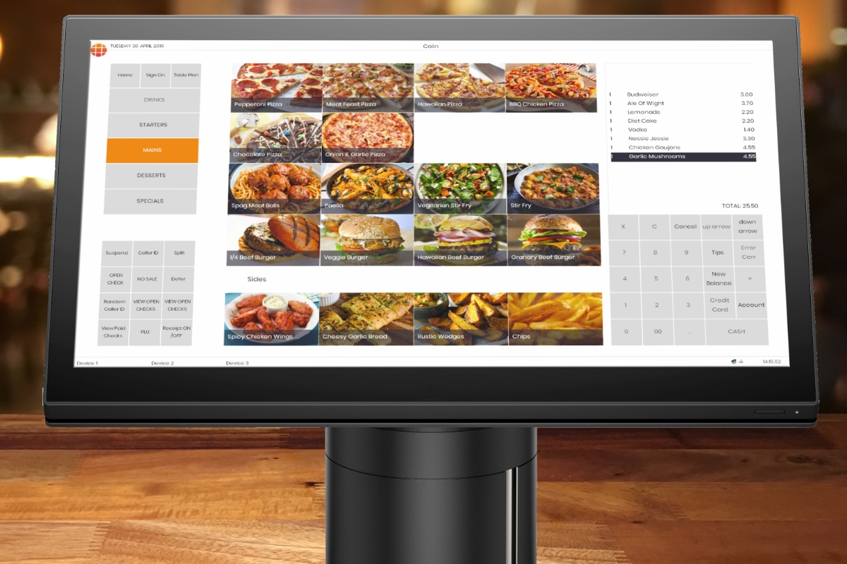 Invest in an Epos System